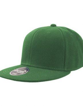 Πράσινο εξάφυλλο καπέλο 8gr45