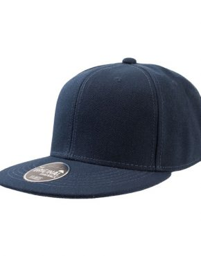 Flat jockey Navy cap 8n45