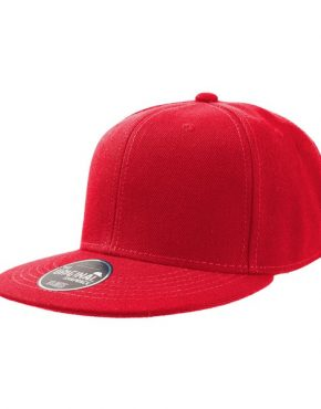 Flat jockey Red cap