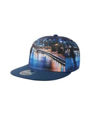 Brooklyn Καπέλο τζόκεϋ με φλατ γείσο