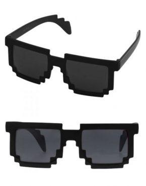 RETRO 8BIT PIXEL sunglasses