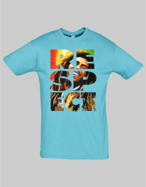 Respect Bob Marley T-shirt