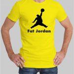Fat Jordan t-shirt