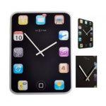 Wall Clock Tablet
