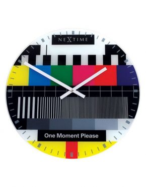 Wall Clock Test Page