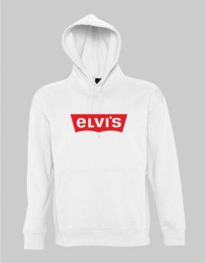 Elvis levis Hoodie