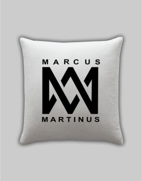 Marcus & Martinus pillow