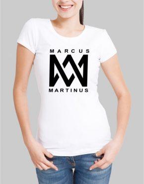 MARCUS & MARTINUS w T-shirt