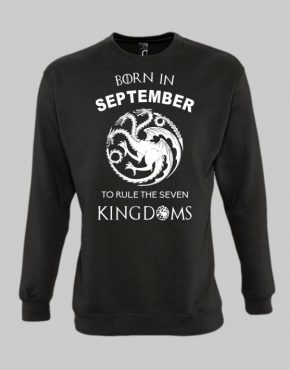 Born in September Sweatshirt