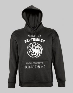 Born in September Hoodie