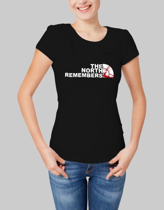 uk store authentic quality best deals on The North Remembers W T-shirt