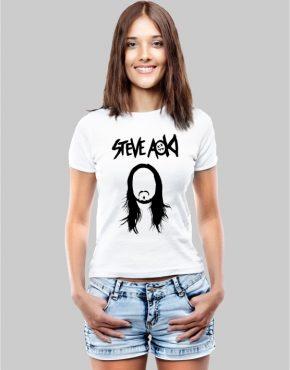 Stave aoki W T-shirt