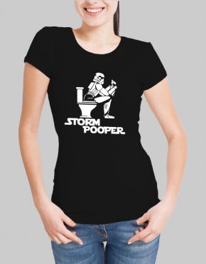 Storm Pooper W t-shirt