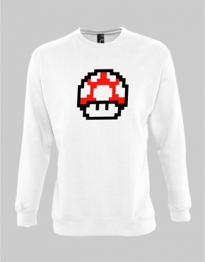 Super Mario Mushroom Sweatshirt