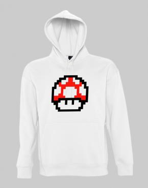 Super Mario Mushroom hoodie