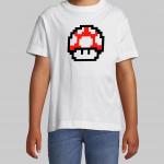 Super Mario Mushroom kids T-shirt