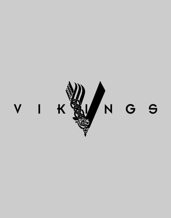 Vikings Logo T Shirt Teeketi T Shirt Store Vikings Series