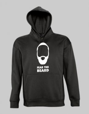 Fear The Beard Hoodie
