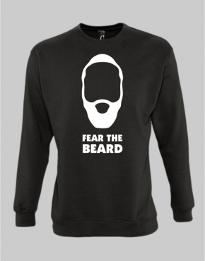 Fear the beard Sweatshirt