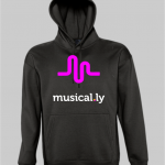 musically hoodie
