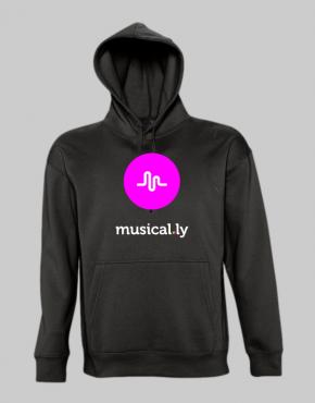 musical.ly hoodie