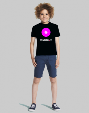 Musical.ly kids T-shirt