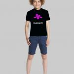 Musically kids T-shirt
