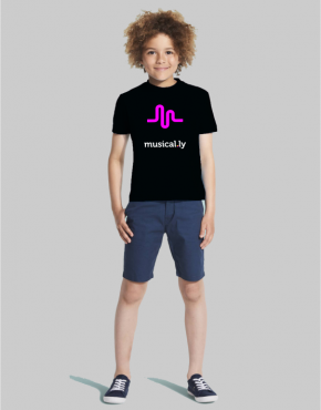 Musically kids T-shirt