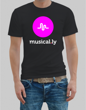 musical.ly t-shirt