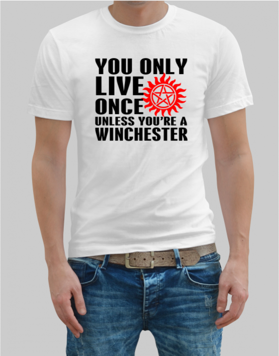 Yolo Winchester t-shirt