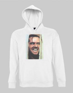 Jack Nicholson Face Hoodie