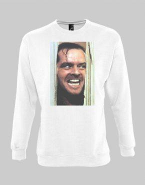 Jack Nicholson Face Sweatshirt