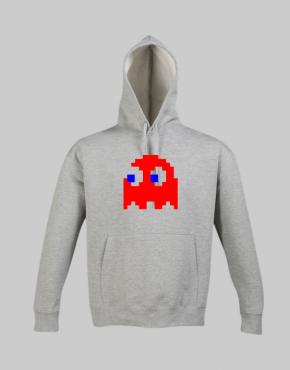 Pac man ghost hoodie