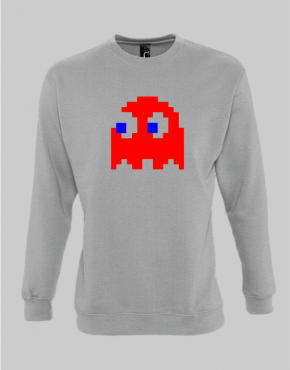 Pac man ghost sweatshirt