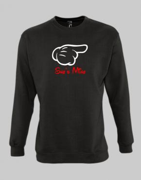 She's Mine Sweatshirt