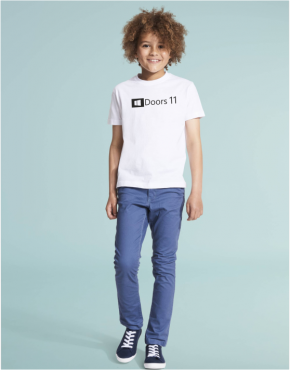 Doors 11 kid t-shirt