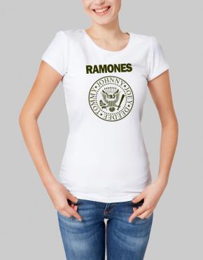 Ramones w t-shirt
