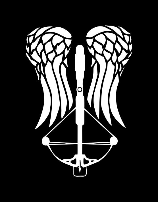 The Walking Dead Daryl Wings T Shirt Teeketi T Shirt Store