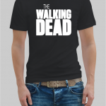 The walking dead daryl wings t-shirt