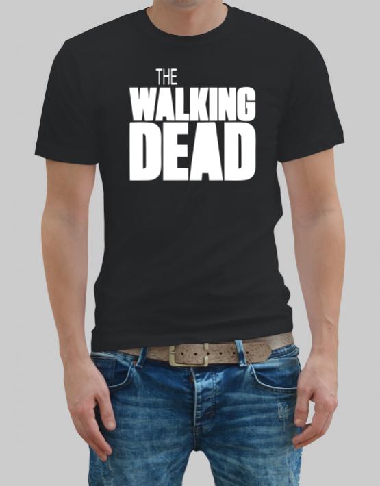 The walking dead daryl wings t-shirt