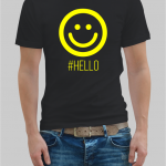 Hello man t-shirt