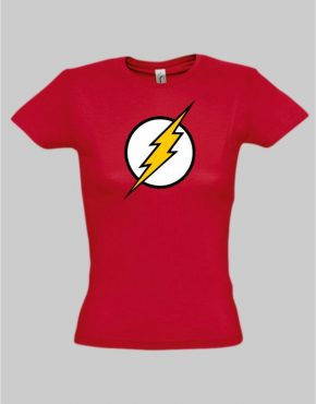 The Flash Logo W t-shirt