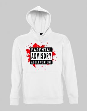 Parental Αdvisory hoodie