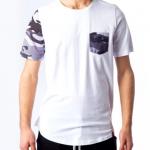 Army Pocket Long T-shirt