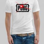 Pubg logo t-shirt