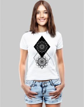 Chaos woman t-shirt