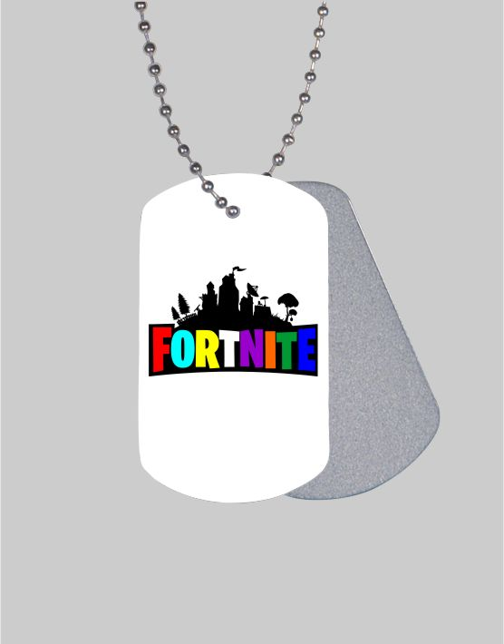 Fortnite Color Necklace