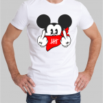 Mickey Mouse Swag t-shirt
