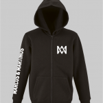 MARCUS AND MARTINUS KIDS ZIP HOODIE