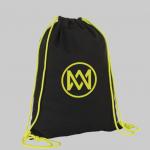 Marcus & Martinus drawstring backpack